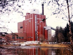 Bubbling fluidized bed boiler at Heinola in service over three decades