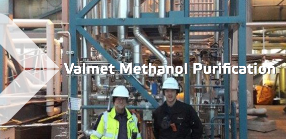 Fossil free pulp mills with new methanol technology from Valmet