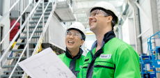Valmet engineers
