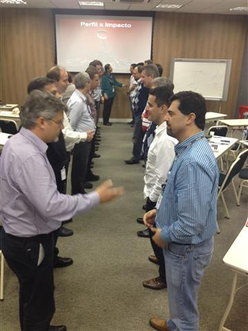 Giving and receiving feedback in South America
