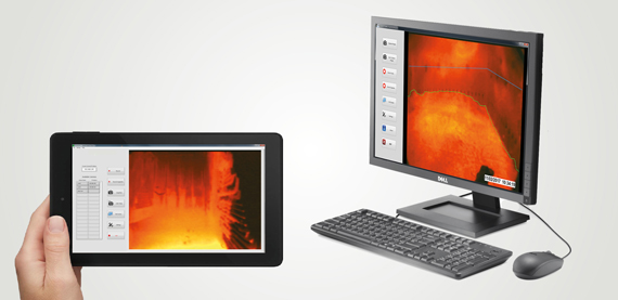 Valmet Furnace Image Processing Suite is Valmet's software for image analysis