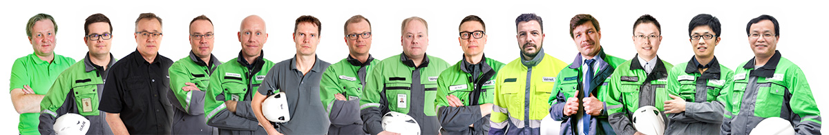 Valmet Performance Services Co-drivers
