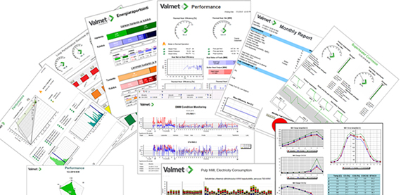 Valmet DNA Asset Monitoring is a powerful application for centralized fleet performance and availability monitoring and provides EPC suppliers or corporation management remote access for their fleets.