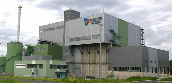 Waste-to-energy power plants