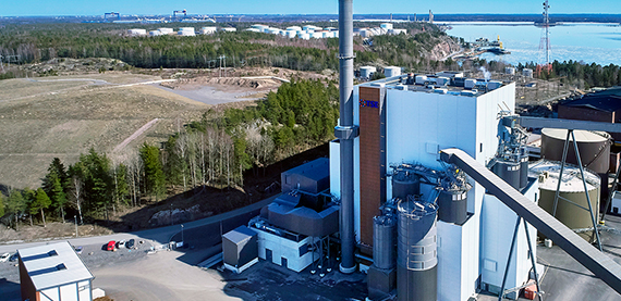 Valmet's automation solutions for multifuel and biomass power plants