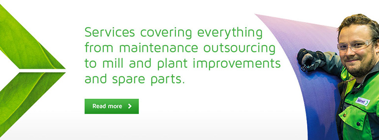 Valmet: technologies, services and automation to pulp