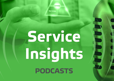 Service Insights podcast – listen now