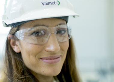 Explore sustainability at Valmet