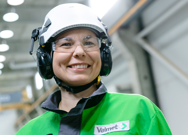 Valmet's Annual Report 2020 published