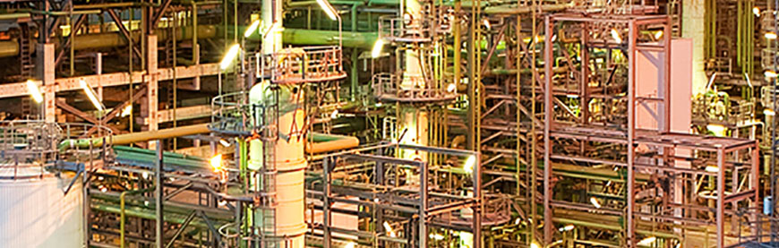 Automation for chemical industry