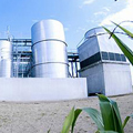 Climate-friendly Bioethanol from agricultural waste at Clariant in Germany