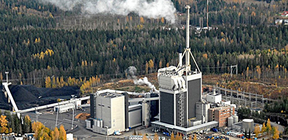 Lahti Energia produces energy from waste efficiently and environmentally friendly
