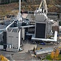 Highest electrical efficiency from waste: Lahti Energia, Lahti Finland