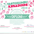 Valmet is part of the Responsible summer job 2015 campaign in Finland