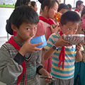 Keng Zhen Central Primary School in China enjoys fresh water by Valmet-donated water filters