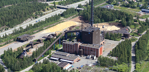 Rauhalahti - Integrated condition monitoring keeps CHP plant online