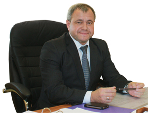 Mr. Tufanov, Technical Director of board production development