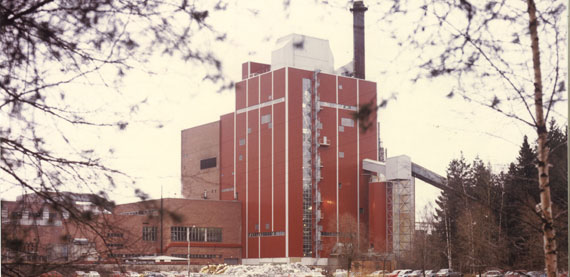 BFB in Heinola: Over 30 years in service and still going strong