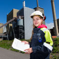 Biomass gasifier reduces emissions at Vaskiluodon Voima