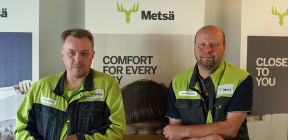Innovative breast roll shell boosts reliability and performance for Metsä Tissue's Mänttä TM 1