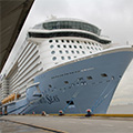 Quantum of the Seas sailing smoothly with advanced technology