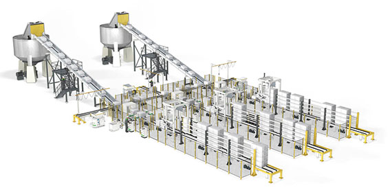 Valmet's modularized pulper feed system is flexible and offers a suitable solution for any paper, board or tissue mill.
