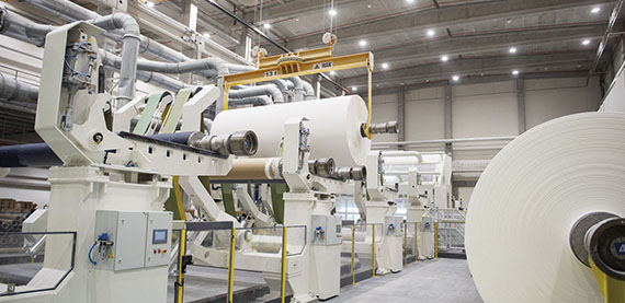 After thorough evaluation, the project team decided to go for an Advantage DCT 200 line equipped with an Advantage ViscoNip press and a F(O)CUS Rewinder. Stock preparation and Valmet Automation were also part of the scope, as well as mill engineering, training, and electrical instruments, among others.