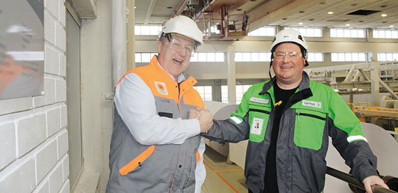 Stora Enso and Valmet have a long history of working for better results at the Veitsiluoto Mill.