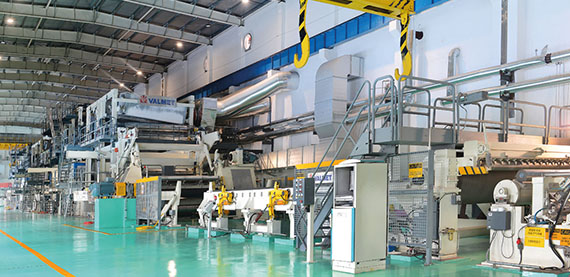 Shandong Sun Holdings Group is a leading cross-national papermaking group integrating timberland, pulping and papermaking.