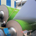 Uncompromised roll cover performance for sizing and coating