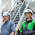 Improve your roll reliability and performance with Valmet's expert services