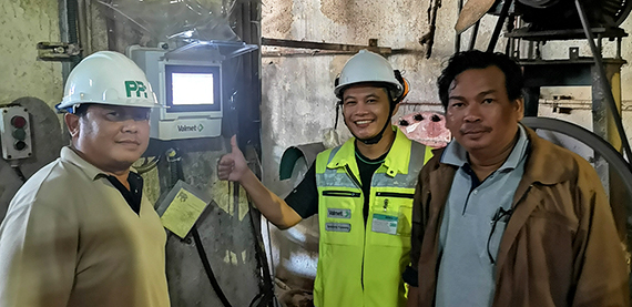 Accurate consistency measurement helps Panjapol Paper Industry in Thailand