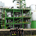 World's largest evaporation plant with integrated ash crystallization commissioned