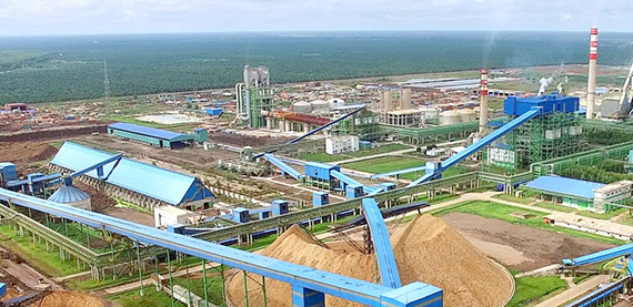 Pulping world records and excellent quality at OKI pulp mill