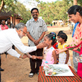 Valmet supports education of children with SOS Children's Villages of India