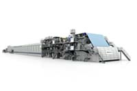 Valmet paper machine