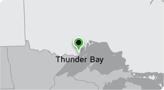Thunder Bay location