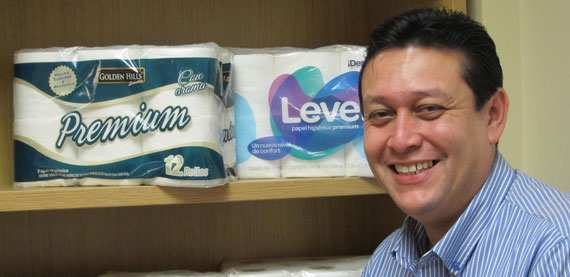 new tissue products made with Advantage NTT technology