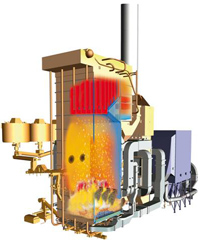 HYBEX boilers