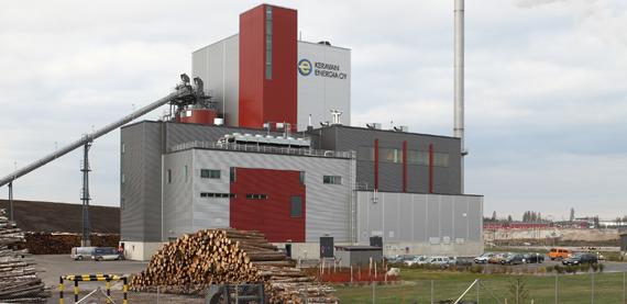 Valmet\'s HYBEX boilers utilizing BFB technology