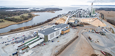 Capacity increase for Södra Cell Mörrum in Sweden