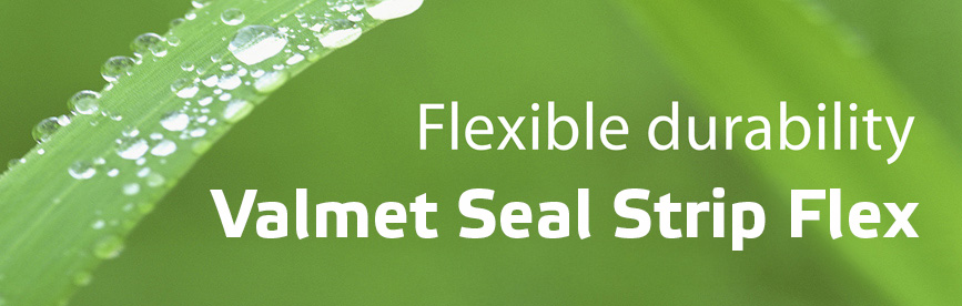 Valmet Seal Strip Flex suction roll seals