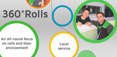Roll services