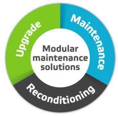 modular maintenance solutions