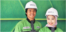 Valmet technology center in Indonesia