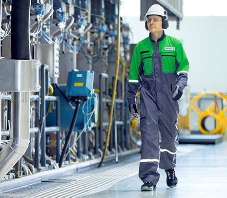 Process improvements in Valmet Darmstadt
