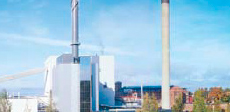 Lower emission for Tampere Power Utility in Finland
