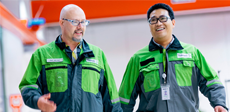 Valmet Service Centres in UK